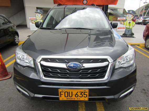 Subaru Forester Forester 2.0 Mt