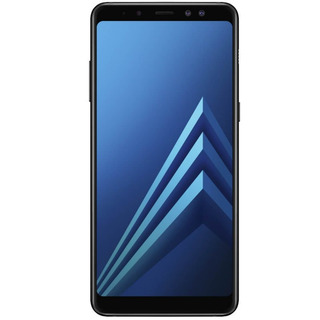 Celular Samsung Galaxy A8 Plus Preto Dual Chip 64gb Tela
