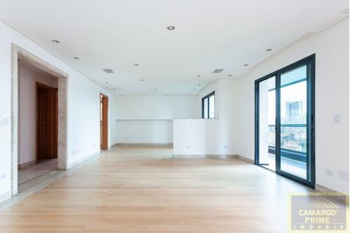 Apartamento Com 202 M² De Área Útil Em Higienópolis! - Eb87171