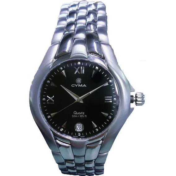 Relógio Cyma - Preto - 122.185