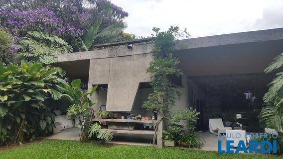 Casa Térrea - Morumbi - Sp - 355718