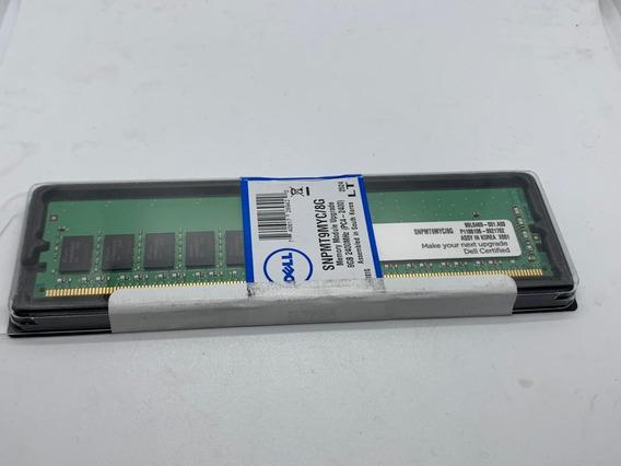 Memoria Ram 8 Gb Ddr4 Con Puro Ecc 2400 Mhz Snpmt9myc/8g
