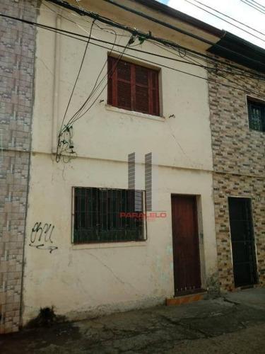 Sobrado Com 2 Dormitórios À Venda, 100 M² Por R$ 350.000,00 - Ipiranga - São Paulo/sp - So1437