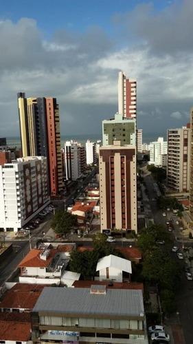 Apartamento Em Manaíra, João Pessoa/pb De 68m² 3 Quartos À Venda Por R$ 330.000,00 - Ap300493
