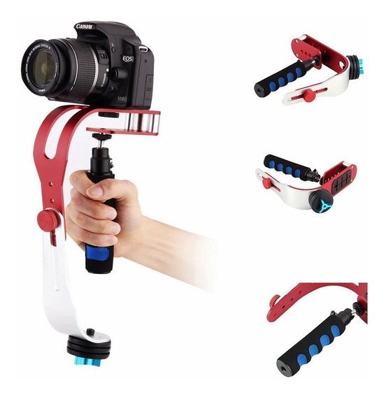 Steadycam Estabilizador Para Canon Nikon Sony Gopro Dslr