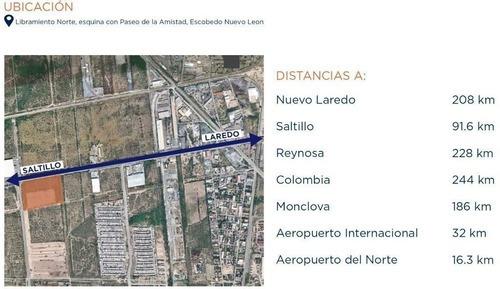 Bodega Industrial En Privadas De Los Sauces, General Escobedo
