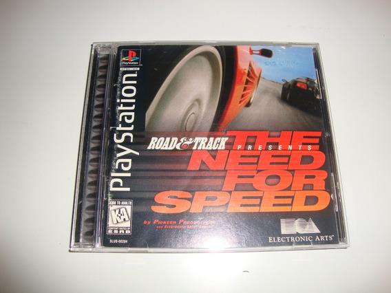 Need For Speed Original Americano Para Playstation