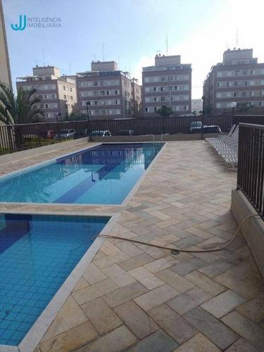Apartamento Com 2 Dormitórios À Venda, 54 M² Por R$ 211.980,00 - Vila Urupês - Suzano/sp - Ap1038