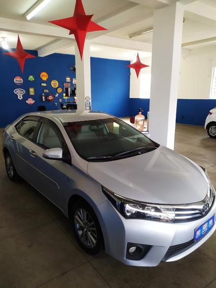 Corolla Xei 2.0 Flex 2015 Automático