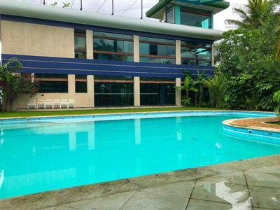 Casa Residencial Para Venda E Locação, Loteamento João Batista Julião, Guarujá. - Ca0488