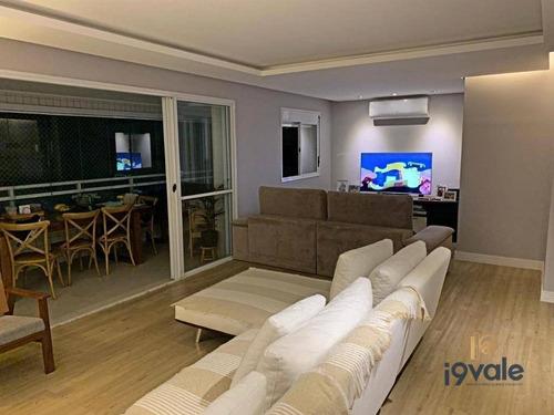 Apartamento No Vila Ema São Jose Dos Campos,luxo E Glamour.. - Ap2489