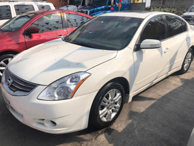 Nissan Altima 2.5 Sl High At Piel Qc Cvt 2010