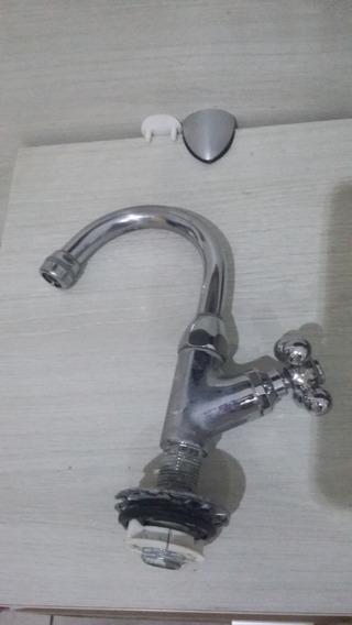 Torneira De Banheiro Kimetais.