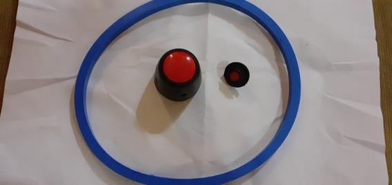 Vedação, Peso E Válvula Clock