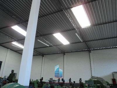 * Barracão Em Sorocaba * 15 Vagas De Garagem - 0954-2