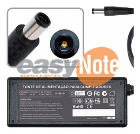 Fonte Carregador Para Cce Pc All In One Cce A45 65w