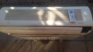 Aire Acondicionado Split Ariston 6000f Con Compresor Nuevo!!