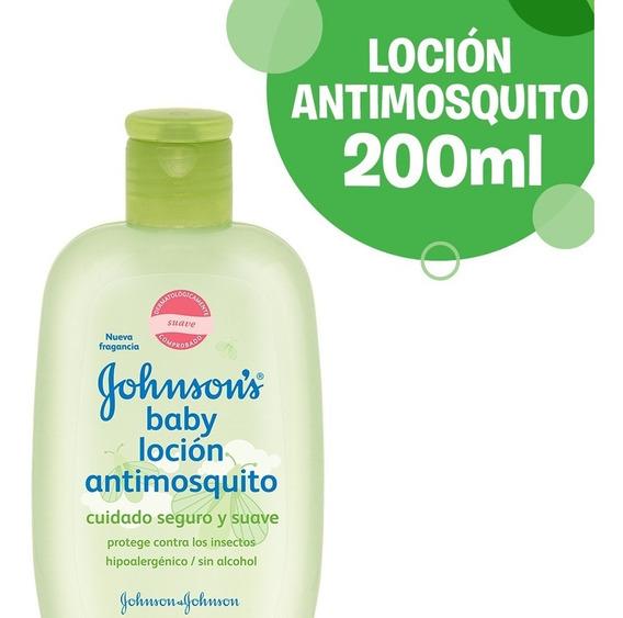 Loción Anti-mosquito Johnson
