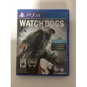 Watch Dogs 1 (usado) Ps4