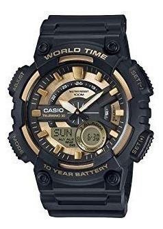Relógio Casio World Time