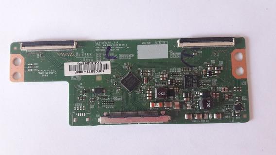 Placa T-con Lg 47lb5600 49lb6200 6870c-0481a Original Nova