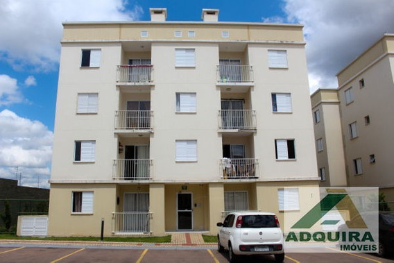 Apartamento Padrão Com 3 Quartos No Residencial Campo Alegre - 1820-v