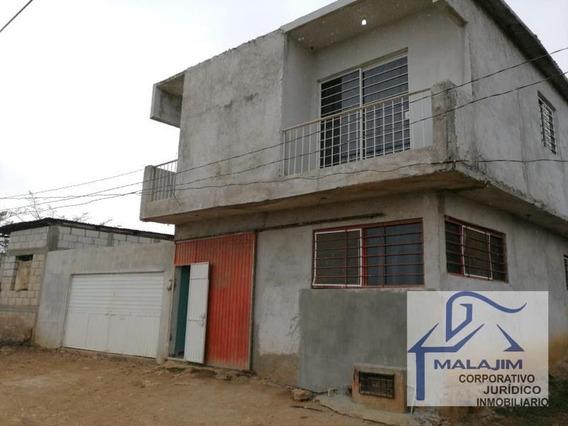 Casa Sola En Venta Ampliación San José