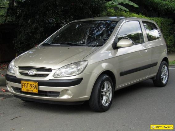 Hyundai Getz Gl 1400 Cc Mt