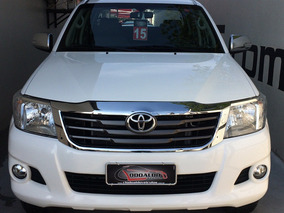 Hilux Cd Srv 4x4 2.7 Flex 16v Aut. 2015