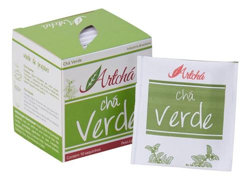 Chá Verde C/15 Sachês 27gr - Artchá