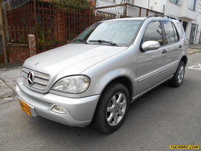 Mercedes Benz Clase Ml 350 At 3700cc V6