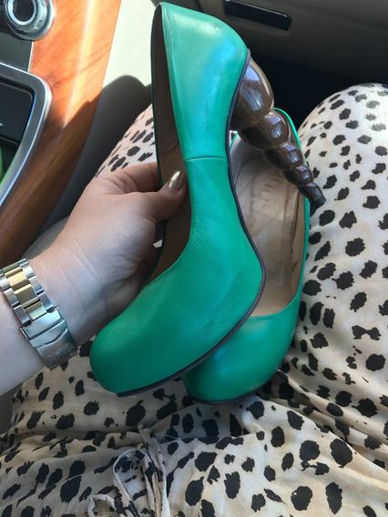 Sapato Verde 38