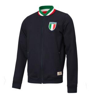 Jaqueta Itália Retrô Gol Moletom