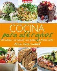 Imagen 1 de 3 de Cocina Para Alérgicos, Alice Sherwood, Blume