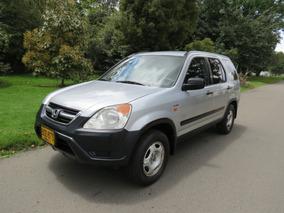Honda Cr-v Lx 2003 Recibo