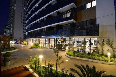 Apartamento Residencial À Venda, Brisamar, João Pessoa. - Ap0555