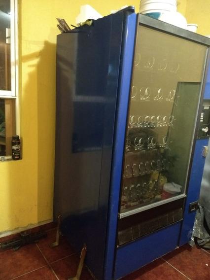 Refrigerador Vending Combo Con 45 Despachadores
