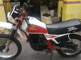 Honda Xlr 250 1984
