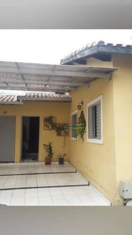 Casa Com 2 Dormitórios À Venda Por R$ 201.400,00 - Vila Das Flores - São José Dos Campos/sp - Ca5148
