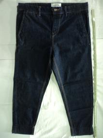 3bb2d02a84 Springfield Jeans & Twills Pantalon Original Talla 32 #1