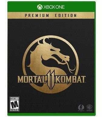 Mortal Kombat 11 Premium Edition + Brindes