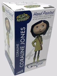 Neca Coraline Head Knocker Coraline