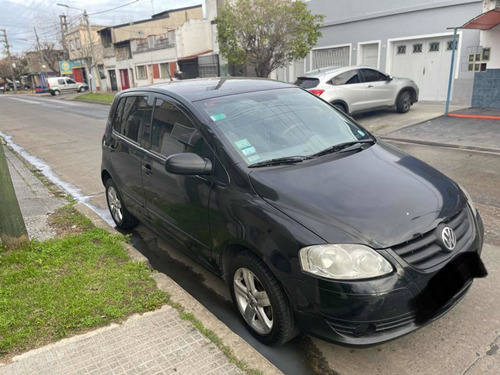 Imagen 1 de 6 de Volkswagen Fox 2009 1.6 Comfortline 5 P