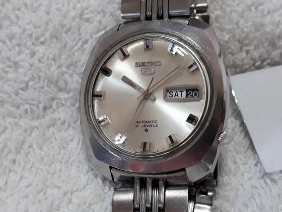Relógio Seiko 6119, Masculino, Lindo, Anos 70 (brc) !