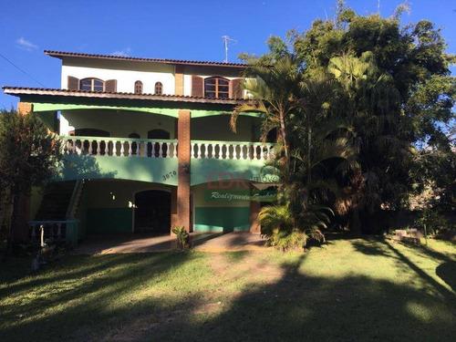 Imagem 1 de 23 de Chácara Com 7 Dormitórios À Venda, 2600 M² Por R$ 750.000 - Buquirinha - São José Dos Campos/sp - Ch0361