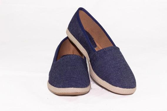 Alpargata Feminina Conforto Gomes Shoes Jeans