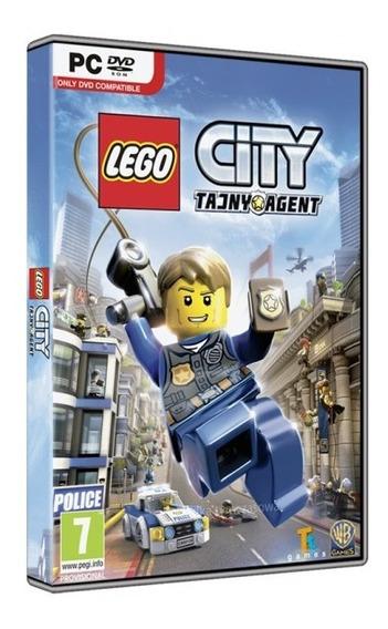 Lego City Undercover (2017) - Pc Dvd - Frete 8 Reais