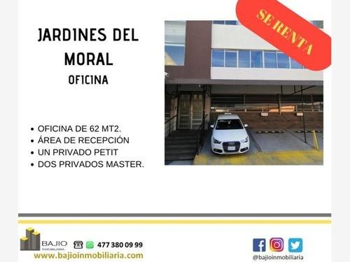 Oficina Comercial En Renta Jardines Del Moral