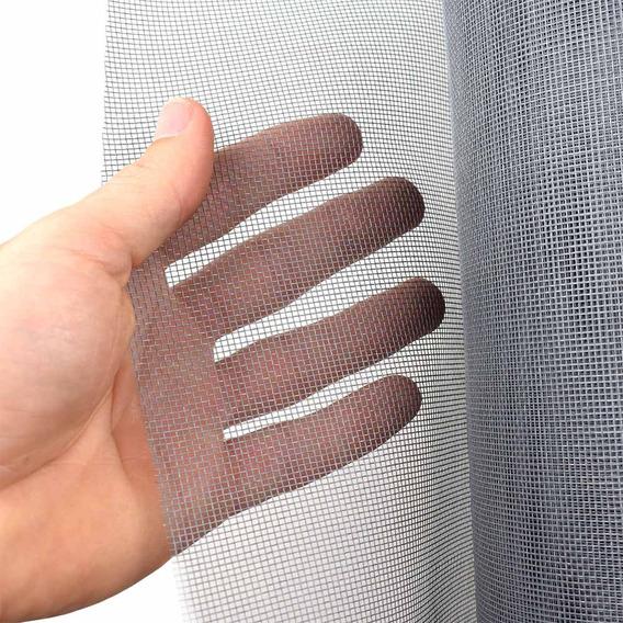 Tela Mosquiteiro 1,50 M Fibra De Vidro Limpa Estoque