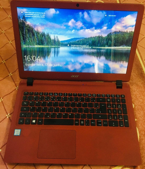 Notebook Acer I5 8ram 1tb
